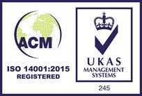 ISO 14001:2015 PT. Gerbang Saranabaja