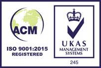 GSB ISO 9001:2015 Logo