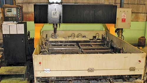 NC Drilling Machine