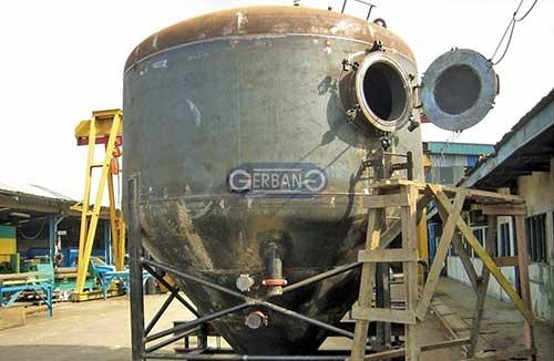 Bulk Cement Tank