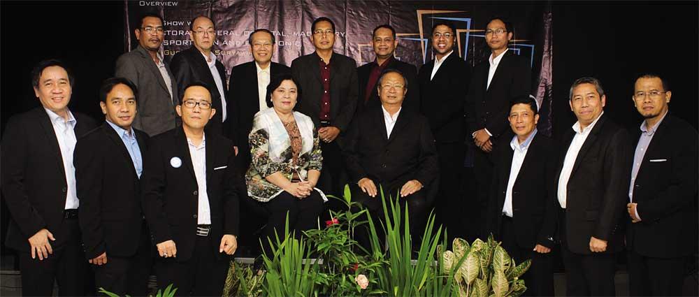 Management PT. Gerbang Saranabaja