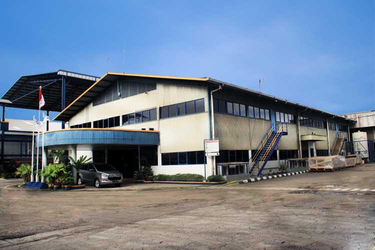 Workshop PT. Gerbang Sarana Baja